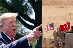 Vừa rút quân khỏi Syria, Tổng thống Trump đã hối hận?