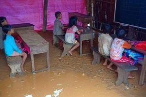Sẻ chia khó khăn với giáo dục Nậm Nhùn (Lai Châu)