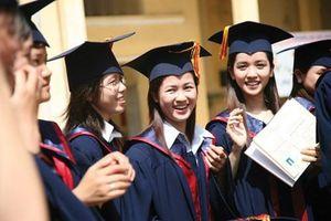 Không ghi hình thức đào tạo, xếp loại trên văn bằng đại học: Không khác so với thế giới