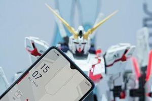 OPPO giới thiệu Reno Ace phiên bản kỉ niệm 40 năm Gundam