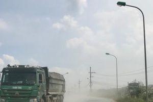 Xe quá tải có dấu hiệu bùng phát trở lại tại nhiều tỉnh, thành phố