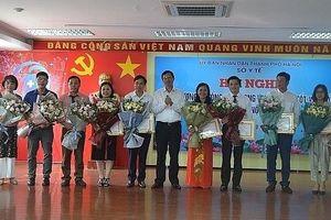 Ngành y tế Hà Nội với phong trào thi đua 'Người tốt, việc tốt' năm 2019