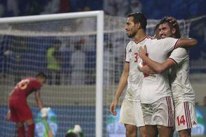'Indonesia tự lấy đá đập chân mình ở trận thua thảm UAE'