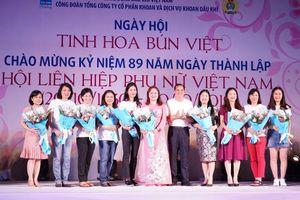 Công đoàn PV Drilling: Nhiều hoạt động kỷ niệm Ngày thành lập Hội LHPN Việt Nam