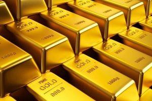 Giá vàng SJC trượt nhẹ dù giá vàng thế giới rơi tự do