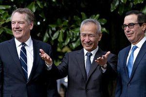Tổng thống Trump tuyên bố ngày đầu đàm phán Mỹ - Trung Quốc có kết quả tốt