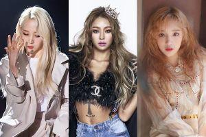 Không chỉ nhan sắc cực phẩm, 4 nữ idol đình đám này còn sở hữu chất giọng trầm khàn cực hiếm của Kpop