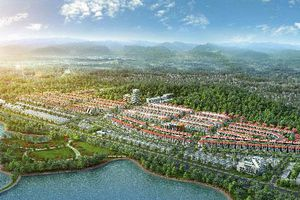 Lào Cai báo cáo Chính phủ việc thực hiện dự án Khu đô thị mới Lào Cai - Cam Đường