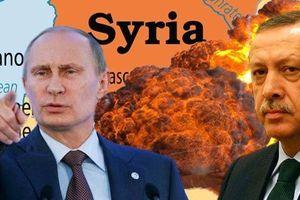'Cờ đã phất', Nga thẳng tiến ra Trung Đông: Náo loạn Syria, Thổ Nhĩ Kỳ lĩnh đòn trừng phạt?