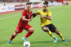 Truyền thông Malaysia thừa nhận ĐT Việt Nam đã thi đấu vượt trội hơn