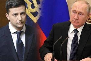 Tổng thống Zelensky không có ý định công bố nội dung đàm phán với ông Putin