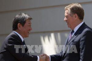 Thỏa thuận thương mại Nhật-Mỹ: Ai giành phần thắng?