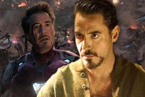 Cái chết của Tony Stark đã được tiên đoán từ 'Iron Man 1'