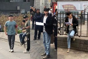 Dân mạng bắt gặp Lý Thần đang quay ngoại cảnh, tạo hình khiến bạn trai cũ Phạm Băng Băng trông 'phát tướng'