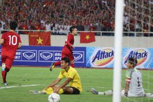 Tờ báo thể thao nổi tiếng châu Á: 'Việt Nam mang bản lĩnh của đội bóng lớn'