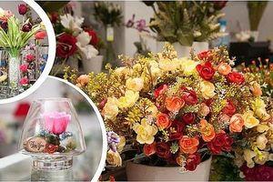 Quà tặng hoa khô hút khách
