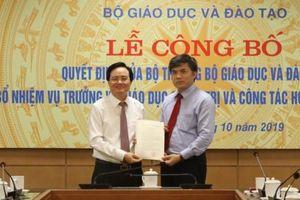 Bộ Giáo dục - Đào tạo, Bộ Thông tin - Truyền thông có nhân sự mới