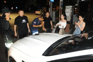 Trắng đêm đảm bảo ANTT sau chiến thắng của đội tuyển Việt Nam