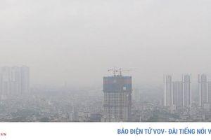 Tháng 9, Hà Nội có nồng độ bụi cao nhất từ đầu năm 2019