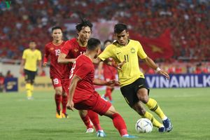 Màn tình diễn của Tuấn Anh ở trận Việt Nam 1-0 Malaysia