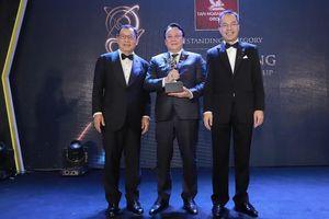 Enterprise Asia trao 2 giải thưởng cho Tập đoàn Tân Hoàng Minh
