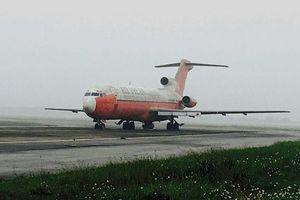 Viện dưỡng lão xin máy bay bỏ quên ở Nội Bài để các cụ 'trải nghiệm'