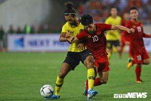 Công Phượng bất lực trong 60 phút 'vô hình' trước Malaysia