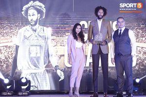 Christien Charles mang tin vui cho người hâm mộ Saigon Heat trước thềm ABL 10