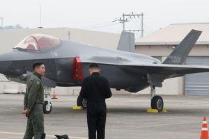 Hàn Quốc tuyên bố mua thêm 20 tiêm kích tàng hình F-35