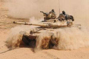 Quân đội Syria san phẳng sở chỉ huy của IS ở miền Đông
