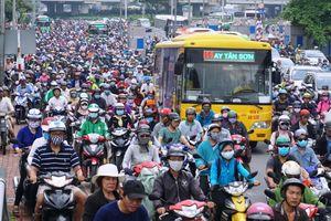 TP Hồ Chí Minh: Tăng dân số cơ học quá nhanh