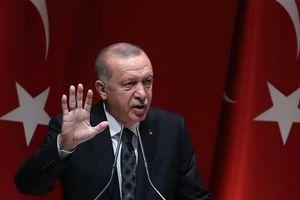 Thổ Nhĩ Kỳ sẽ không ngừng hoạt động quân sự chống người Kurd