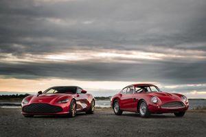 Aston Martin ra mắt siêu xe dát vàng giá triệu USD