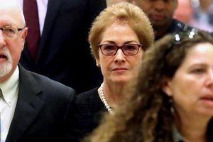 Cựu đại sứ Mỹ tại Ukraine ra mặt tố cáo Tổng thống Trump