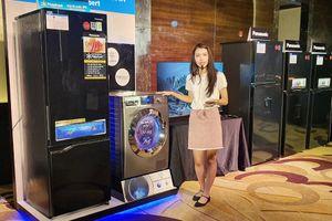 Giải pháp diệt khuẩn mới trên tủ lạnh, máy giặt
