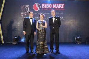 Bibo Mart nhận giải thưởng Doanh nghiệp xuất sắc châu Á - Thái Bình Dương