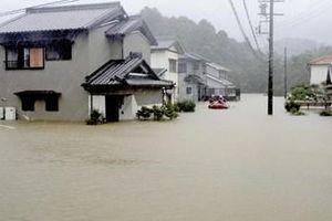 Nhật Bản căng mình đối phó với siêu bão nguy hiểm nhất trong hơn 60 năm