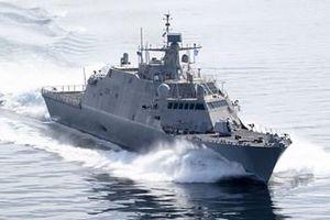 Lockheed Martin bắt đầu đóng tàu tác chiến ven bờ
