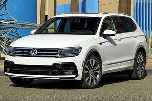 Volkswagen Việt Nam giảm tới 40 triệu đồng cho Tiguan Allspace