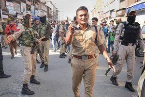 Ít nhất 5 người thương vong sau vụ tấn công bằng lựu đạn tại Kashmir