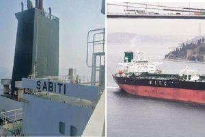 Saudi Arabia: Tàu chở dầu Iran phát tín hiệu nguy cấp nhưng vẫn tiếp tục di chuyển