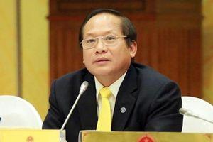 Ông Trương Minh Tuấn bút phê 'đồng ý' giải thể đoàn kiểm tra đường dây đánh bạc