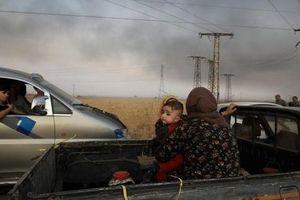 Tin tức thế giới 12/10: Bị kịch rơi xuống đầu dân thường Syria khi chiến sự leo thang