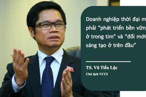 TS. Vũ Tiến Lộc: 'Doanh nghiệp là tài sản quốc gia, doanh nhân là hiền tài của đất nước'