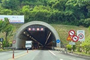 Thông hầm kỹ thuật hầm đường bộ Hải Vân 2 dài 12km đầu tư 7.200 tỉ đồng
