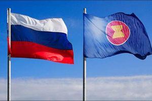 Hiện diện của ASEAN trong mối quan hệ Nga - Trung Quốc