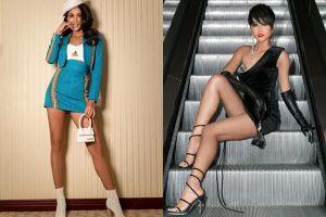 Những bộ váy 'không thể ngắn hơn' của H'Hen Niê