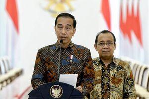 Indonesia: Tổng thống Widodo thăm dò khả năng lập liên minh cầm quyền