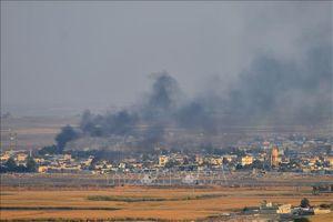 Thổ Nhĩ Kỳ bác tin tấn công căn cứ quân sự Mỹ