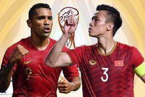 Chờ cơn mưa 'bàn thắng' trên đất Indonesia